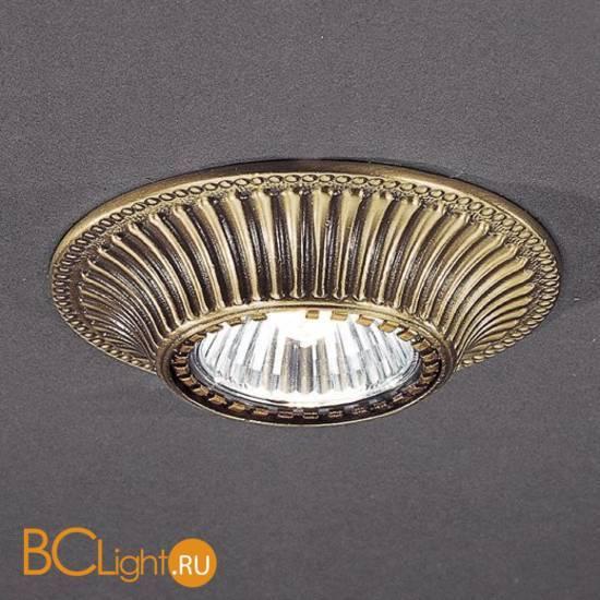 Спот (точечный светильник) Reccagni Angelo SPOT 1078 BRONZO