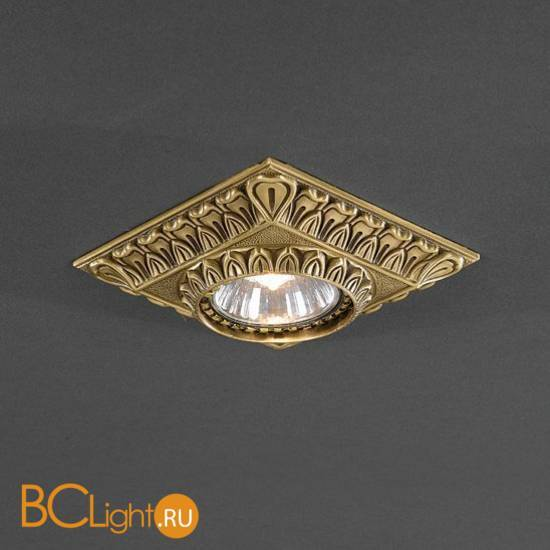 Спот (точечный светильник) Reccagni Angelo SPOT 1083 BRONZO