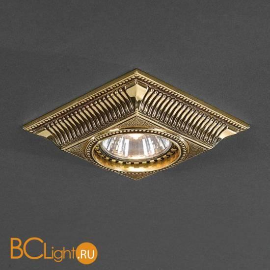 Спот (точечный светильник) Reccagni Angelo SPOT 1084 ORO