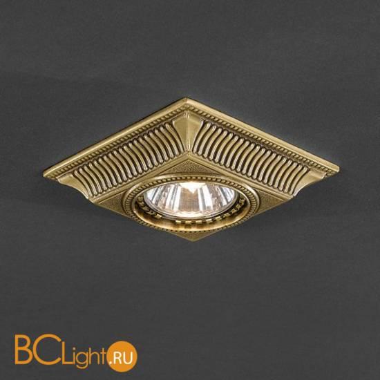 Спот (точечный светильник) Reccagni Angelo SPOT 1084 BRONZO