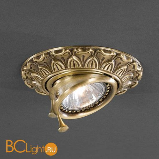 Встраиваемый спот (точечный светильник) Reccagni Angelo SPOT 1085 BRONZO