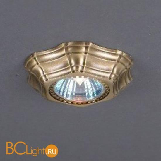 Спот (точечный светильник) Reccagni Angelo SPOT 1096 BRONZO