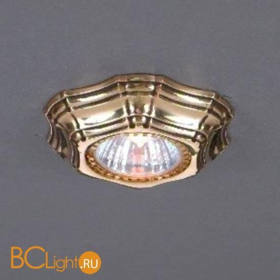 Спот (точечный светильник) Reccagni Angelo SPOT 1096 ORO