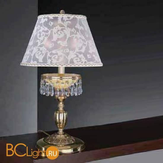 Настольная лампа Reccagni Angelo P. 7133 G