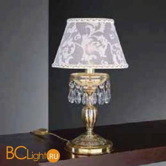 Настольная лампа Reccagni Angelo P. 7133 P