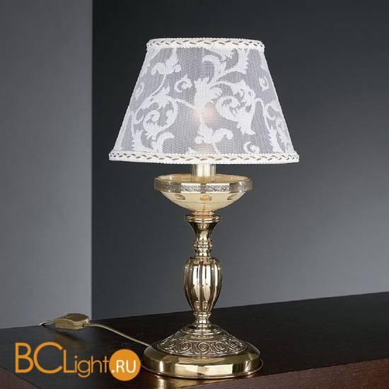 Настольная лампа Reccagni Angelo P. 7134 P