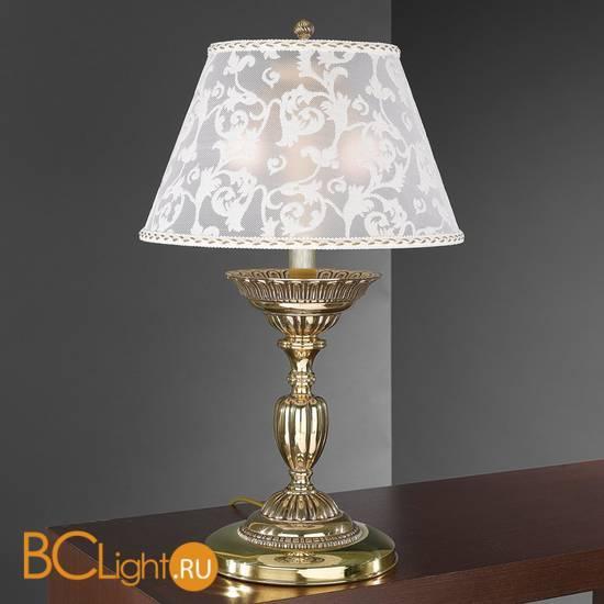 Настольная лампа Reccagni Angelo P. 8370 G