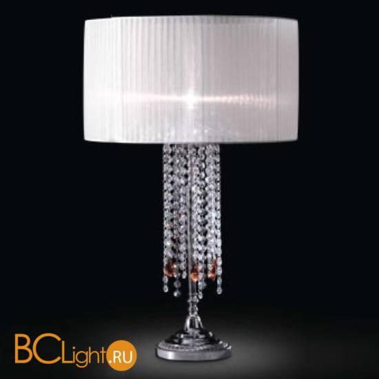 Настольная лампа Renzo Del Ventisette LSG 14319/1 B DEC. CROMO