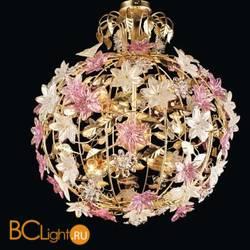 Потолочный светильник Renzo Del Ventisette PL 14382/8 DEC. 052 S.PATINA