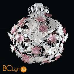 Потолочный светильник Renzo Del Ventisette PL 14382/8 DEC. 0148 + ARGENTO