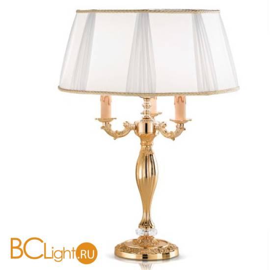 Настольная лампа Renzo Del Ventisette LSG 14422/3+1 DEC. OZ