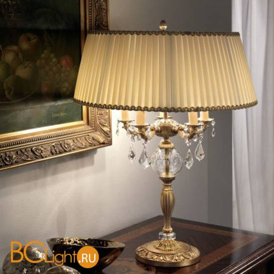 Настольная лампа Renzo Del Ventisette LSG 14317/5 DEC. 041