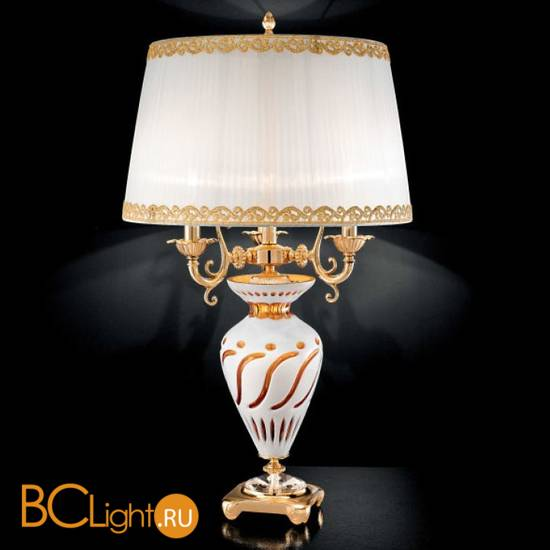 Настольная лампа Renzo Del Ventisette LSG 14415/3 DEC. OZ