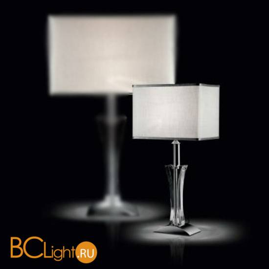 Настольная лампа Renzo Del Ventisette LSP 14347/1 DEC. CROMO