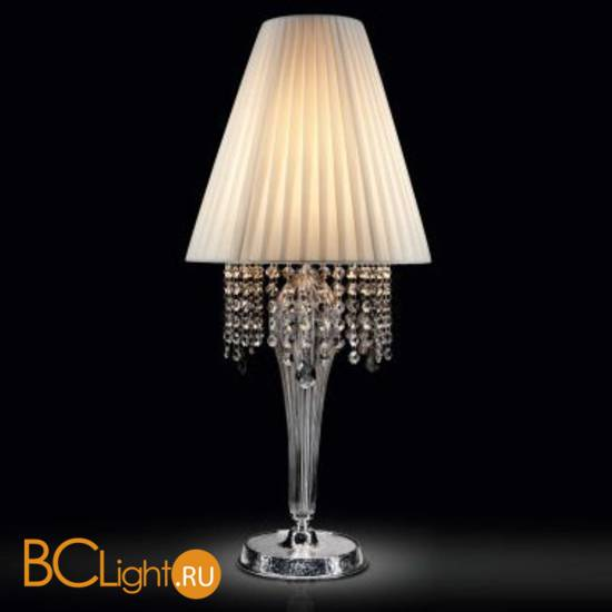Настольная лампа Renzo Del Ventisette LSG 14352/1 DEC. CROMO