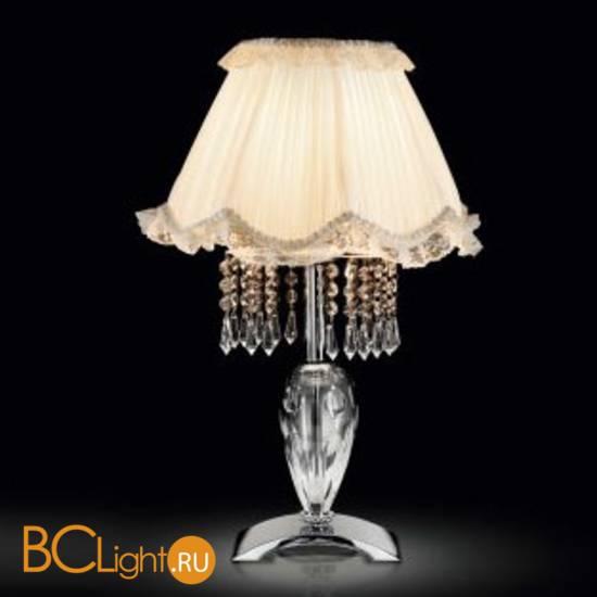 Настольная лампа Renzo Del Ventisette LSG 14196/1 DEC. CROMO