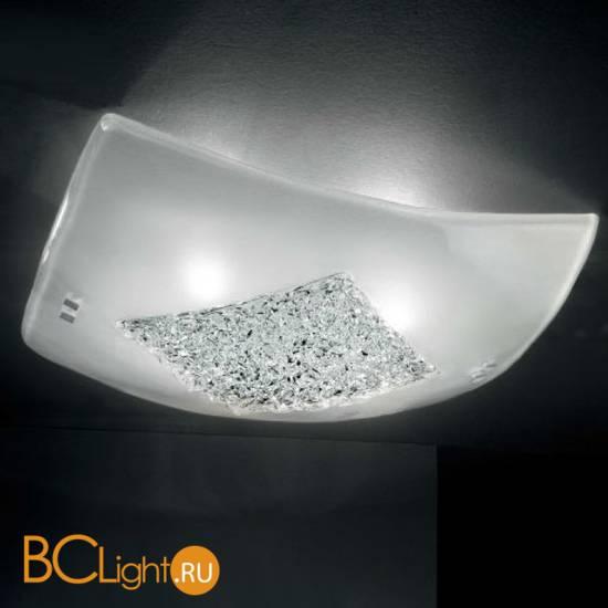 Настенно-потолочный светильник Renzo Del Ventisette PL 14383/50 tras DEC. TRANSPARENTE