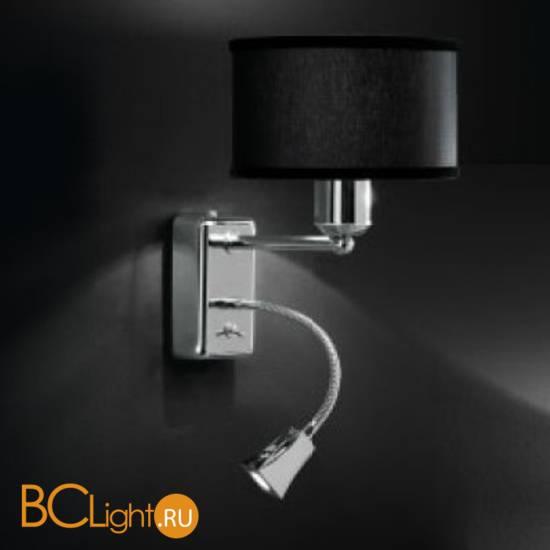 Бра Renzo Del Ventisette A 14313/2 CP+LED DEC. CROMO