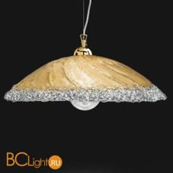 """Подвесной светильник Renzo Del Ventisette """"Floreale"""" S 14080/1 DEC. AMBRA"""