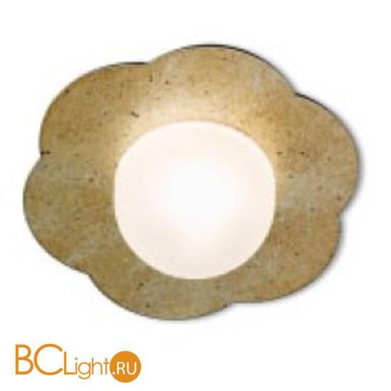 """Спот (точечный светильник) Renzo Del Ventisette """"Floreale"""" FA 13722/1 DEC. 055"""
