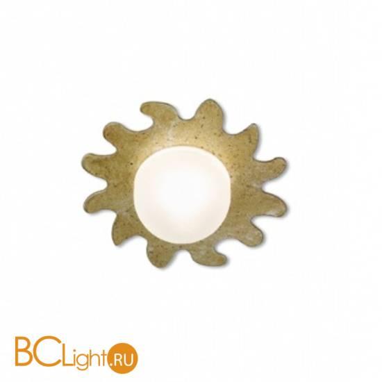 """Спот (точечный светильник) Renzo Del Ventisette """"Floreale"""" FA 13742/1 DEC. 055"""