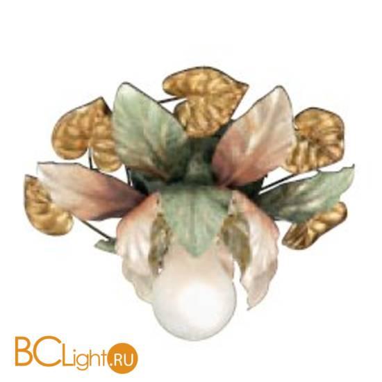 """Потолочный светильник Renzo Del Ventisette """"Floreale"""" FA 13507/1 DEC. 0117"""