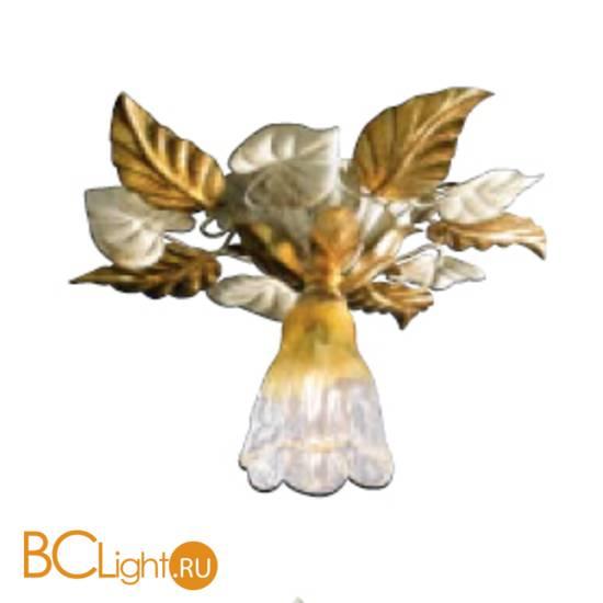 """Настенно-потолочный светильник Renzo Del Ventisette """"Natura"""" FA 13507/1 Bis DEC. 0117"""