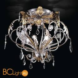 Потолочный светильник Renzo Del Ventisette PL 14260/6 DEC. 092 + DEC. 052