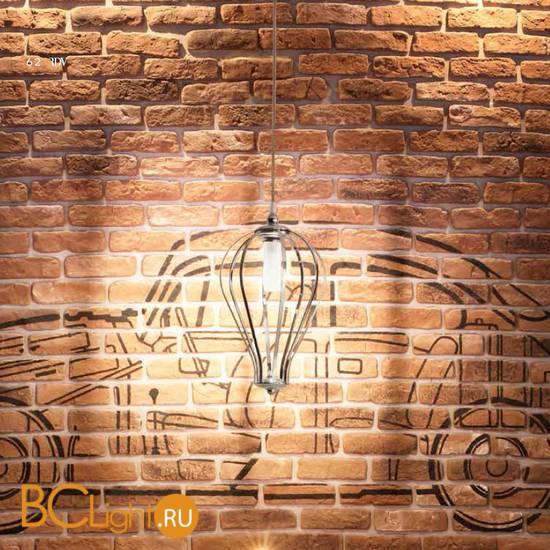 Подвесной светильник Renzo Del Ventisette Ohlala S14562/1 Z DEC. CROMO