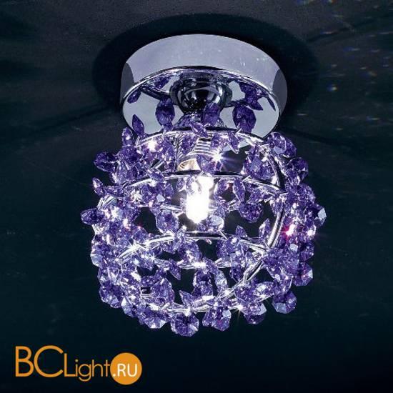 Спот (точечный светильник) Renzo Del Ventisette Shine FA 14287/1 SW COL DEC. CROMO