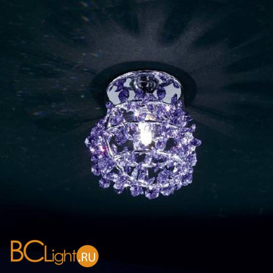 Спот (точечный светильник) Renzo Del Ventisette Shine FA 14287/1 i SW COL DEC. CROMO