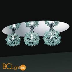 Потолочный светильник Renzo Del Ventisette Shine PL 14287/3 SW COL DEC. CROMO