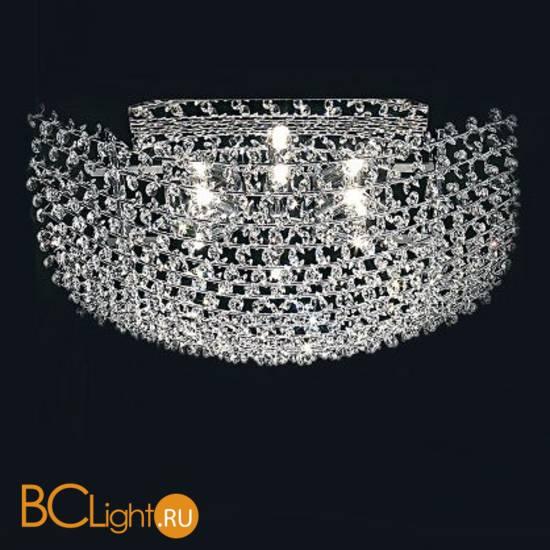 Потолочный светильник Renzo Del Ventisette PL 14218/6 SW DEC. CROMO