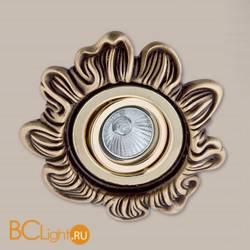 Встраиваемый спот (точечный светильник) Riperlamp Claudia 063D CJ