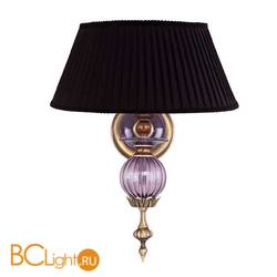 Бра Riperlamp Cora 369 369P CJ LILAC BLACK