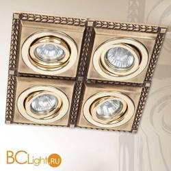 Встраиваемый спот (точечный светильник) Riperlamp Line 062D CJ