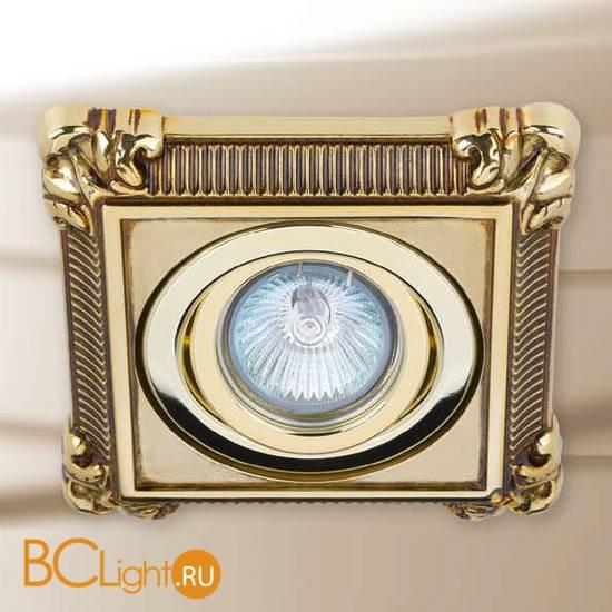 Встраиваемый спот (точечный светильник) Riperlamp Nicole 063Q AY