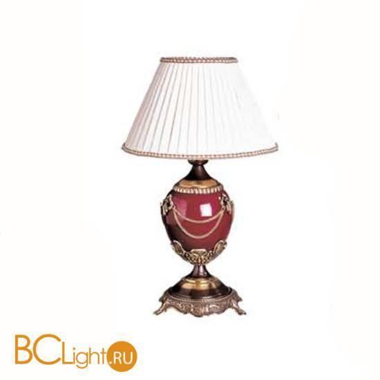 Настольная лампа Riperlamp Prestige 201S AY GARNET