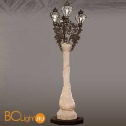 Садово-парковый фонарь Riperlamp 557B BN