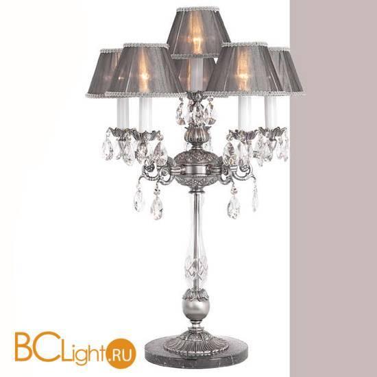 Настольная лампа Riperlamp Sobremesas 058T CX ASF GREY 5+1L