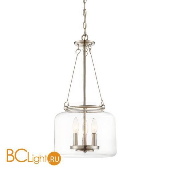Подвесной светильник Savoy House Akron 7-9006-3-SN