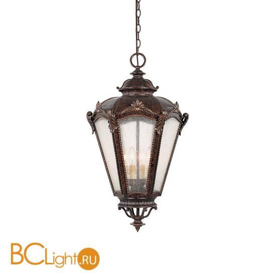 Уличный подвесной светильник Savoy House Bastion 5-3216-56