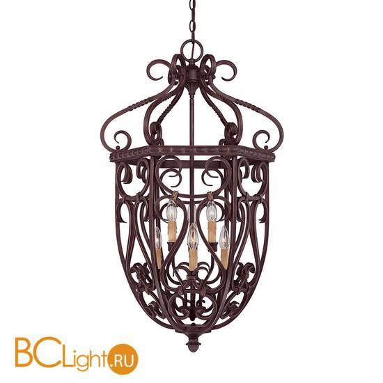 Подвесной светильник Savoy House Bellingham 3P-8295-6-52