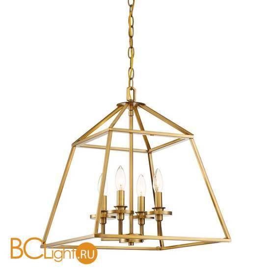 Подвесной светильник Savoy House Braxton 3-9099-4-322