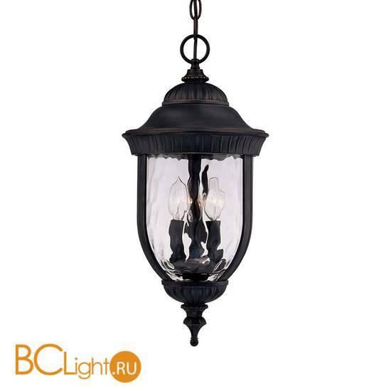 Уличный подвесной светильник Savoy House Castlemain 5-60328-186