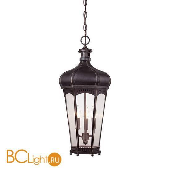 Уличный подвесной светильник Savoy House Champlain 5-3570-16