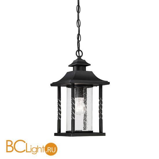 Уличный подвесной светильник Savoy House Dorado 5-1232-BK