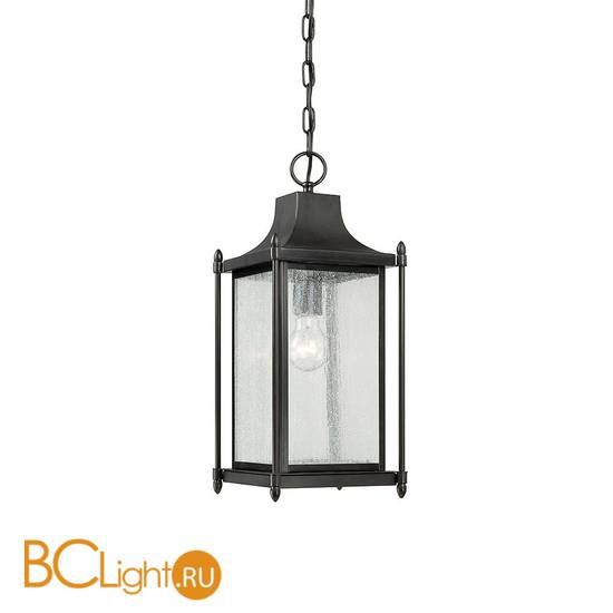 Уличный подвесной светильник Savoy House Dunnmore 5-3455-BK