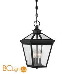 Уличный подвесной светильник Savoy House Ellijay 5-146-BK