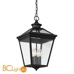 Уличный подвесной светильник Savoy House Ellijay 5-145-BK
